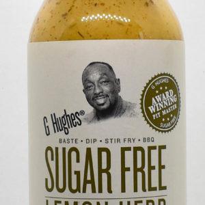 G. Hughes sugar free Lemon Herb Marinade 367g