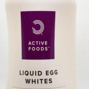 Bulk Powders Tekuté vaječné bílky
