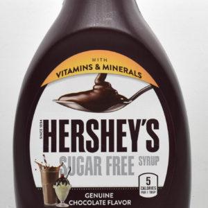 Hershey´s čokoládový sirup bez cukru